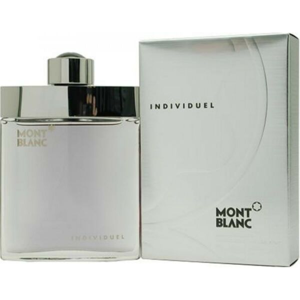 INDIVIDUEL by Mont Blanc * 2.5 oz EDT * Cologne for Men * NEW IN BOX