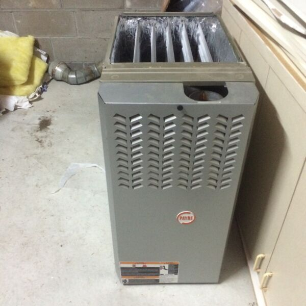 Payne Gas Heating Furnace $775.00