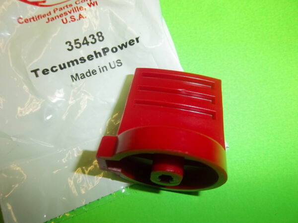 NEW TECUMSEH CHOKE LEVER KNOB FITS SNOW BLOWERS TILLERS 35438 OEM FREE SHIP