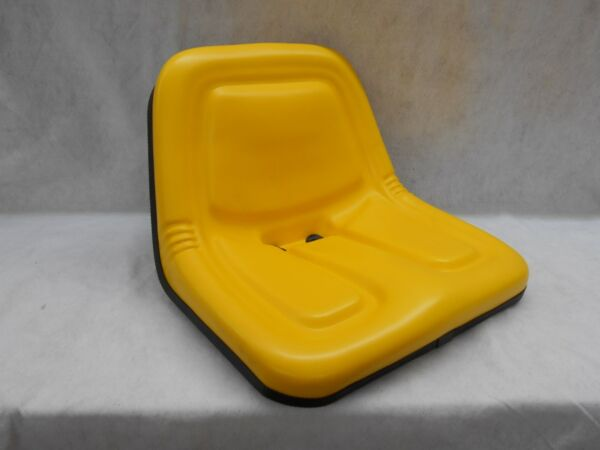 Replacement Seat for John Deere 316318322330332420430 - STEEL PAN!!  #BZ
