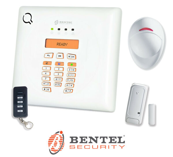 KIT antifurto wireless Bentel Security BW30-K ALLARME CASA