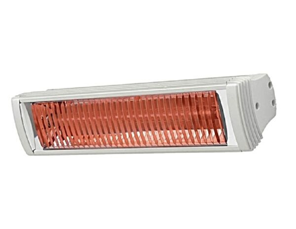 (Lot of 4) Solaira SCOSY15240 White Radiant Patio Heaters