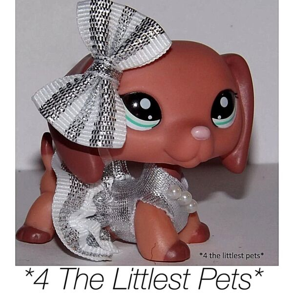 💞Littlest Pet Shop lps clothes accessories Custom OUTFIT CATDOG NOT INCLUDED