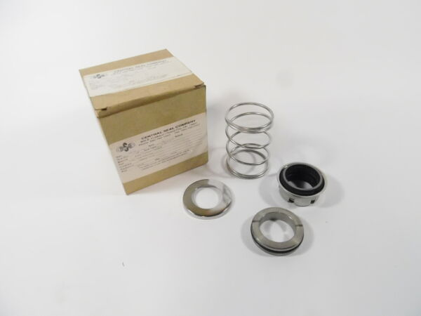 Central Seal 1.25quot; Type 2 Mechanical Seal Kit 92534 NEW Surplus $45.00