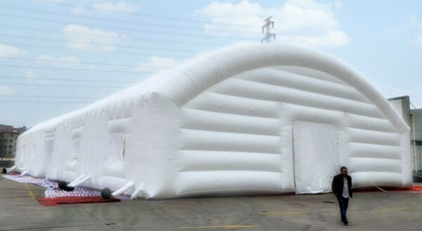 10000 sqft Inflatable Advertising Commercial Event Party Tent Expo We Finance