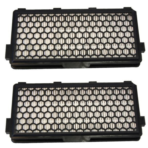 2 Pack Active HEPA Filter for Miele S4000 S8000 Series Vacuum Cleaners AH50 $13.95