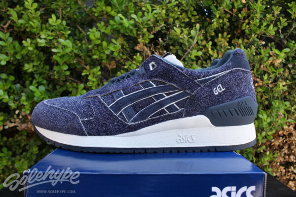 ASICS GEL RESPECTOR SZ 13 4TH OF JULY INDEPENDENCE PACK INDIA INK H6U3L 5050