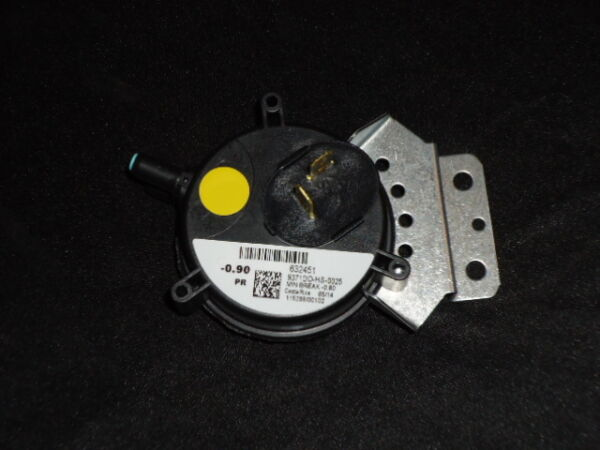 # 632451 Intertherm Gas Furnace Pressure  Vacum Switch OEM Part Not Generic