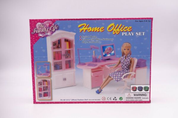 My Fancy Life (Gloria) Home Office Play Set (24018) for 11.5