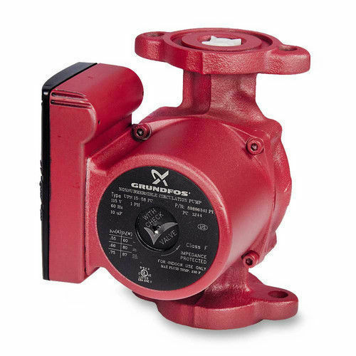 20 GPM 3 speed Circulating Pump use with outdoor furnaces hot water heat solar