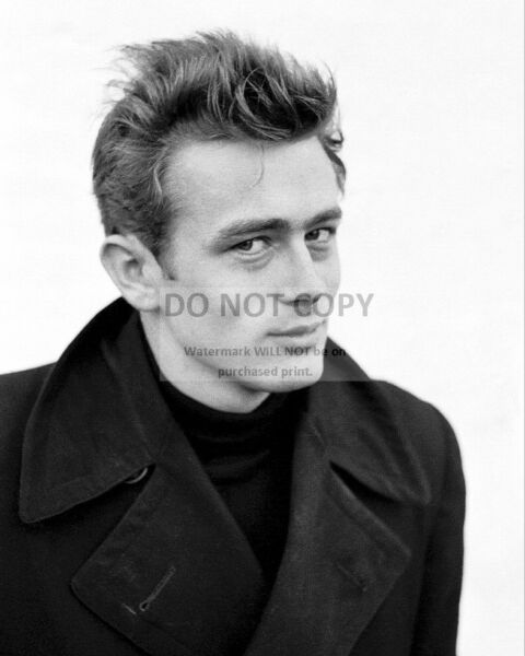 JAMES DEAN ICONIC ACTOR - 8X10 PHOTO (AA-307)