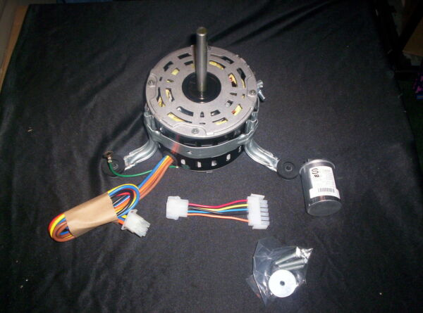 # 903075 Nordyne Intertherm Miller Electric Furnace Blower Motor w Capacitor