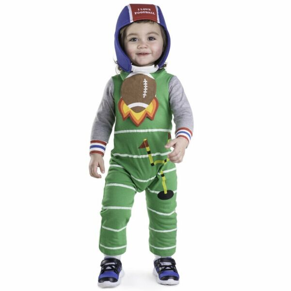 Football Baby Costume by Dress up America