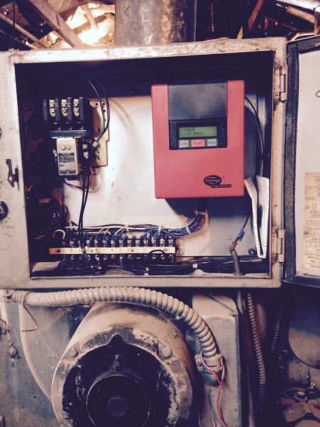 CLEAVER BROOKS Boiler: 50HP #2 Oil waste oil $3000.00