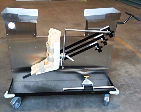 TRACTION EXTENSION SHORT amp; LONG JACKSON TABLE Parts CARTS on wheels ORTHOPEDIC