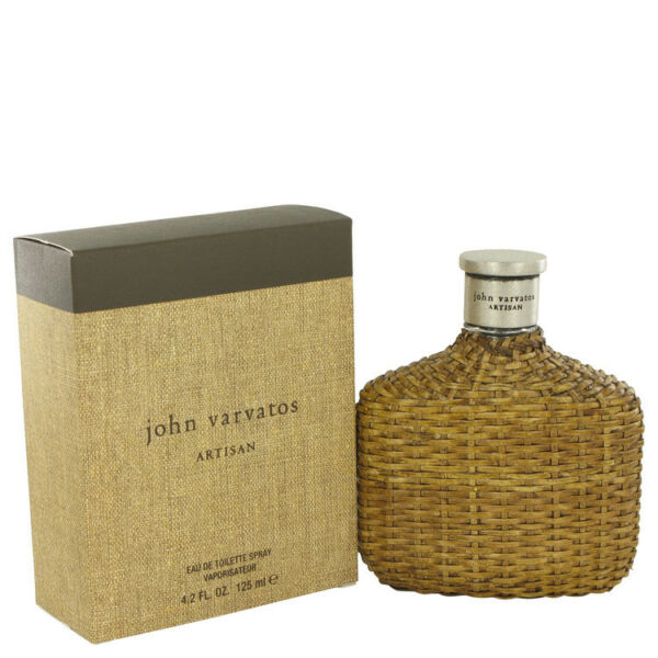 John Varvatos Artisan Cologne by John Varvatos 4.2 2.5 oz EDT Spray men NEW