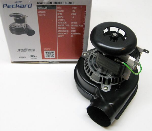 Draft Inducer Motor Blower for Lennox 10K5101 88K8401 J238-087-8171
