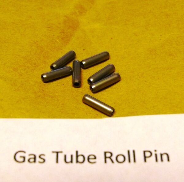 6 GAS SYSTEM PREMIUM HARDENED SPIROL SS COILED ROLL PINS MADE IN USA $3.19