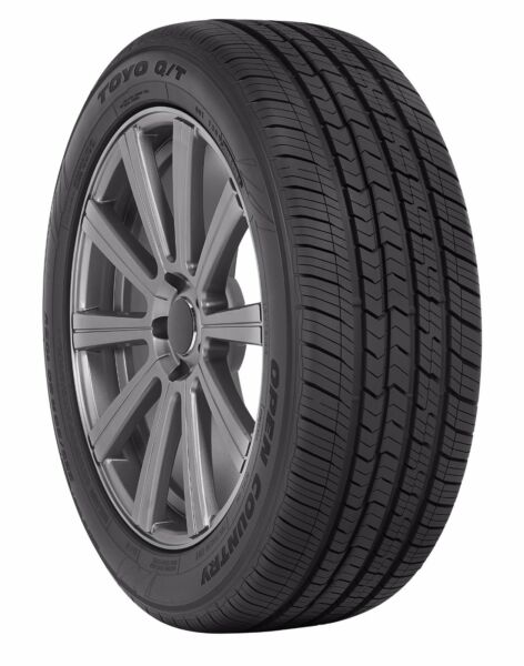 2 New 245/55R19 Toyo Open Country Q/T Tires 2455519 245 55 19 R19 55R 680AA
