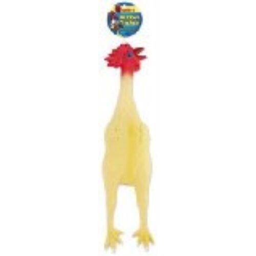 Westminster Pet Products Westminster 17 Inches Latex Classic Rubber Chicken Toy $14.32