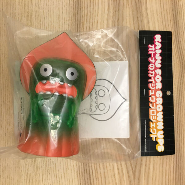 KFGU Kaiju For Grown Ups Tokyo Museum Type Flatwoods Monster Vinyl Toy Figure
