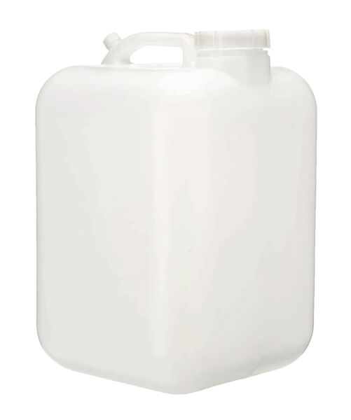 5 Gallon Plastic Hedpack with cap $16.47