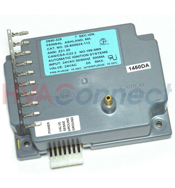 Coleman York Gas Furnace Control Board 373-23884-001