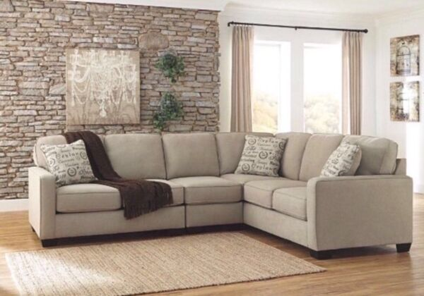 BRAND NEW ASHLEY FURNITURE SECTIONAL $2000.00