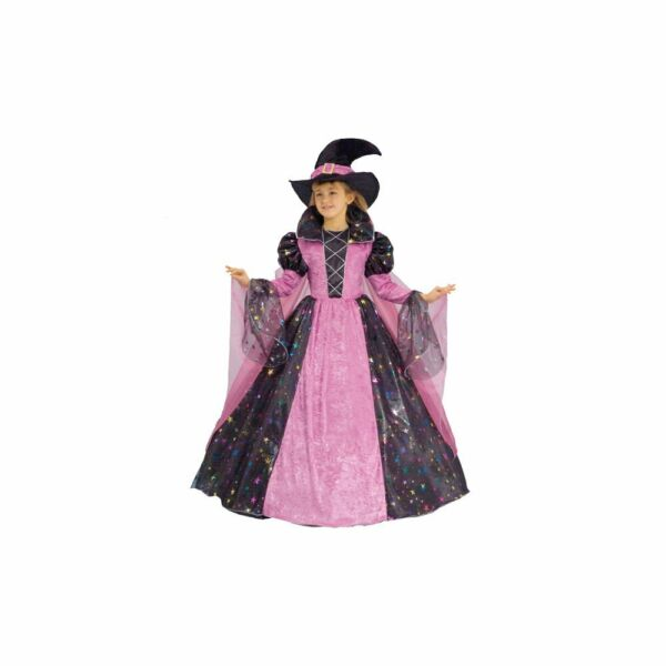 Witch Costume For Girls Witches Gown And Hat Set For Kids By Dress Up America $31.95