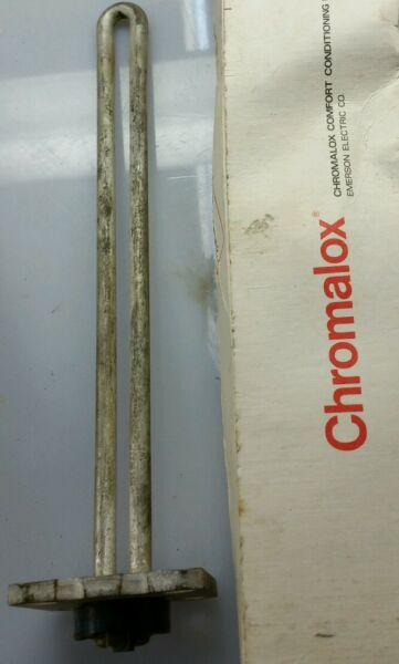 NEW NOS Chromalox Immersion Water HEATER Element TGA 1157L USA MADE FREE SHIP $29.99