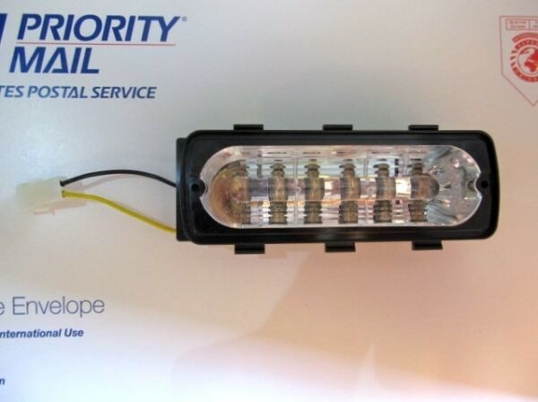 Whelen Liberty Patriot LFL 500 Series LIN6A Super LED Lightbar Module LIN6 AMBER