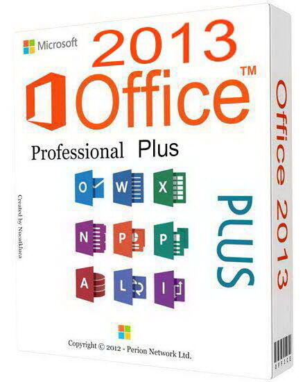 MICROSOFT OFFICE 2013 PROFESSIONAL PLUS 32/64 BIT ESD - ORIGINALE FATTURABILE