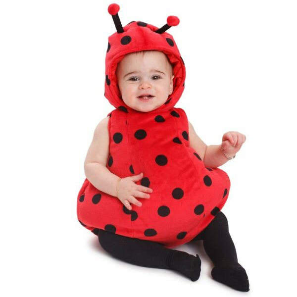 Ladybug Baby Costume By Dress Up America