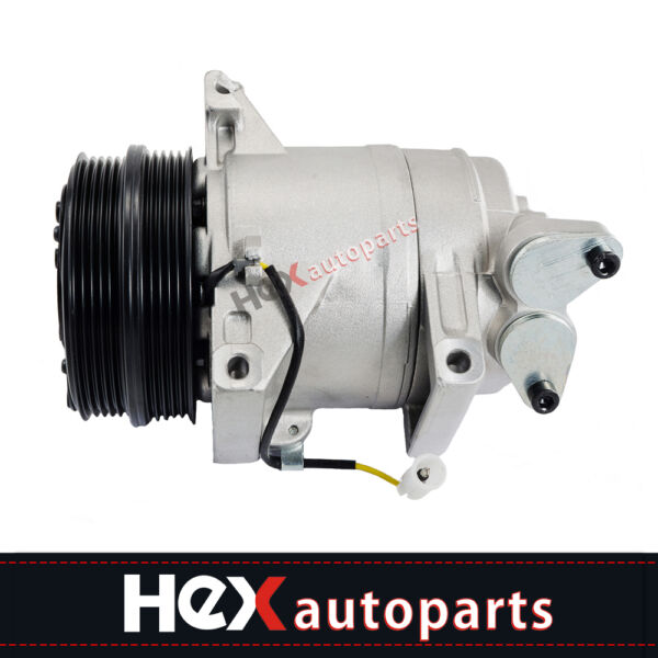 A/C AC Compressor For Volvo S40 C70 C30 V50 CO 11074C 36000570