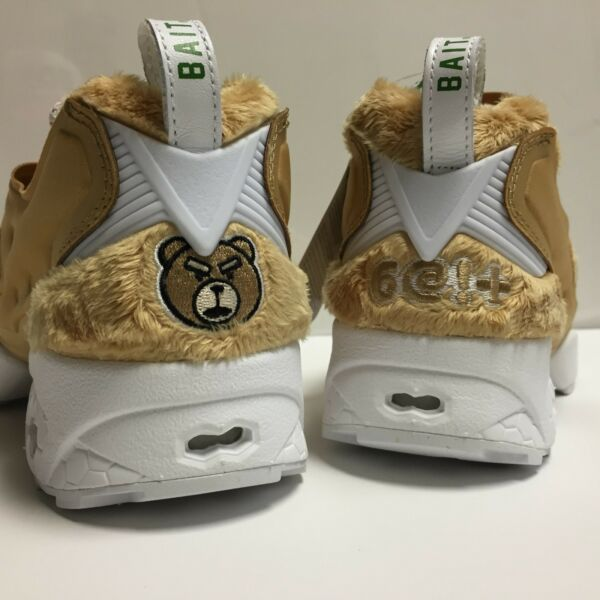 New authentic MEN Reebok instapump Fury ANGRY TED 2 BAIT Fashion sneakers AQ9351