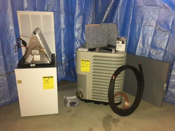 2 Ton Mobile Home Split Air Conditioner System with 15kw Electric Furnace $2235.00