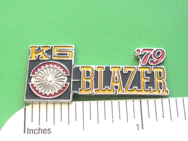 1969 - 1982 CHEVY K5 BLAZER - hat pin  lapel pin  tie tac  hatpin GIFT BOXED