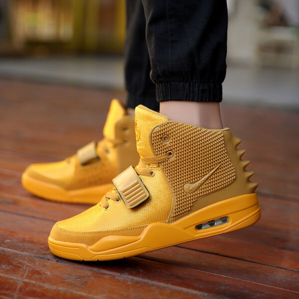2017 HOT Men's Basketball Shoes High-top Sneakers Sport Outdoor Running Trainers