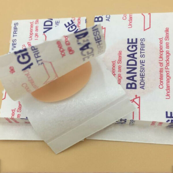 30~200X Round Waterproof Band Aid Postoperative Stickers Bandage Travel Supplies $1.49