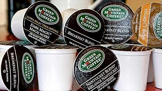 Green Mountain Variety K CUPS FOR KEURIG 2.0  VARIETY PACKS 8 DIFFERENT FLAVORS!