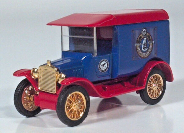 Matchbox 1921 Ford Model T Delivery Truck 3