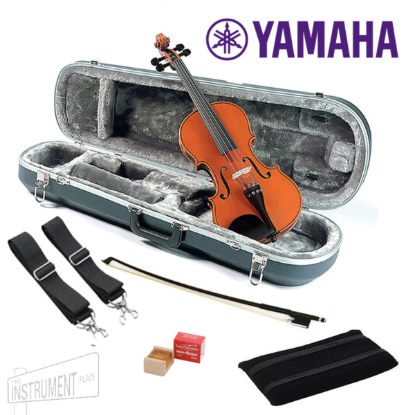 Yamaha AV5-SKU Upgraded Student Violin Outfit - Used / MINT CONDITION