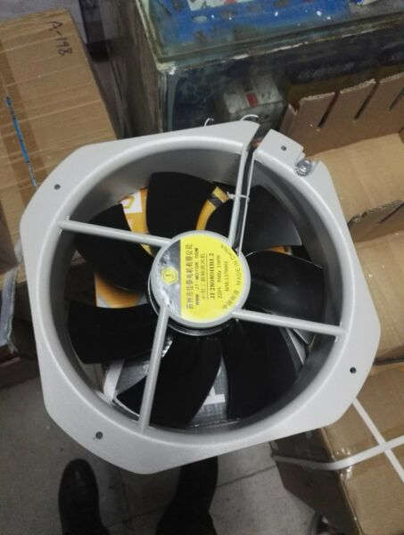 New JF-28080HBL2 small frequency axial fan 220V cooling fan 280 * 280 * 80MM
