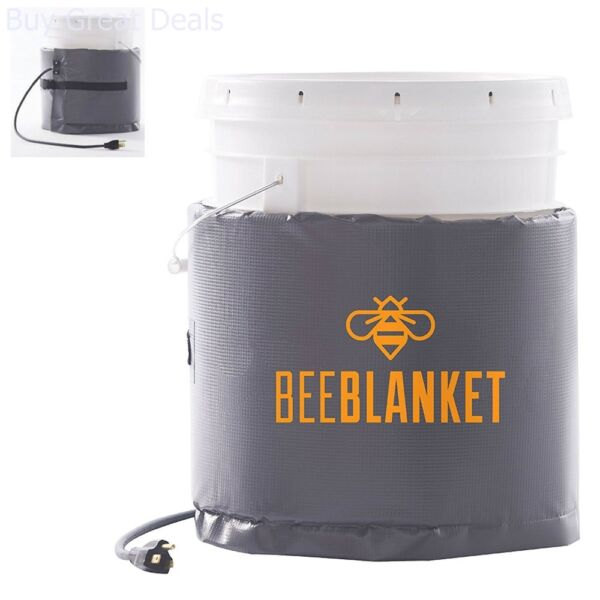 Powerblanket Bee Blanket Pail Heater HoneyBucket Heating Unit Industrial Supply
