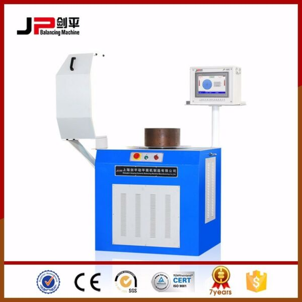 JP PHLD-65 Vertical Single Plane hard Bearing Balancing Machines.