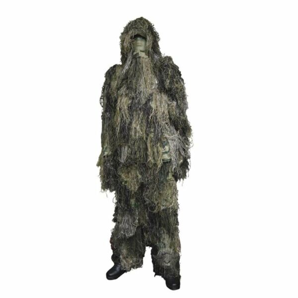 Military Uniform Supply KIDS Camouflage Ghillie Suit - WOODLAND CAMO