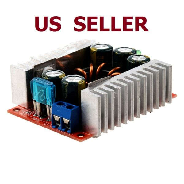 DCDC 15A Buck Adjustable 4-32V 12V to 1.2-32V 5V Converter Step Down Module DT