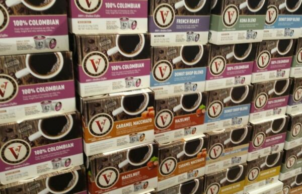 Victor Allen's Coffee Pods K Cups 80-Count PICK ANY FLAVOR Keurig 2.0 Compatible