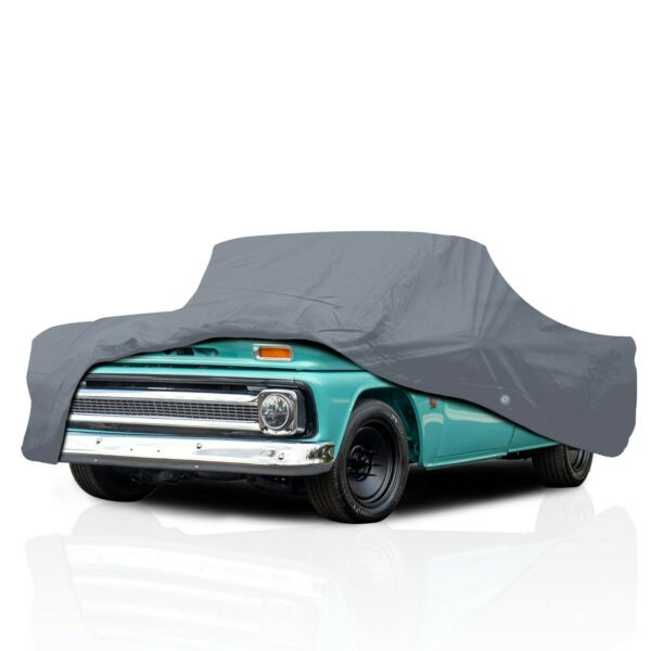 4 Layer Semi Custom Truck Cover for 1965 Chevrolet C10 Standard Cab Short Bed $119.99