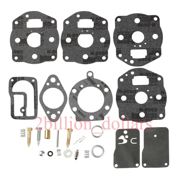 Carburetor Kit For Briggs Stratton 694056 422447 40A777 42A707 42A777 42B707 $6.99